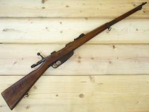 "Колекционерска пушка ""Breda""- калибър 6.5 мм."