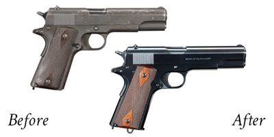 Курс за майстори по ремонт и реставриране на оръжие