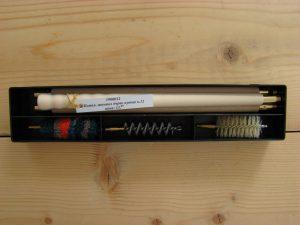 Комплект дървени шомполи с кутия, калибър-12