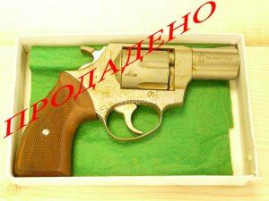 """Газов револвер """"Kora"""" 007- калибър 9 мм."""