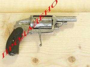 "Револвер ""Velodog"" , калибър- 6мм."