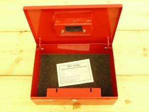 Преносима каса- касета за лично оръжие, пари и ценности