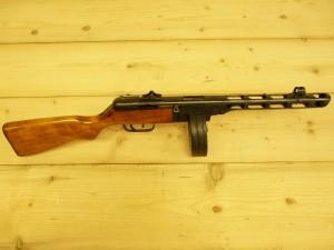 "Картечен пистолет ""ППШ"" 41 (Шпагин), калибър 7.62х25"