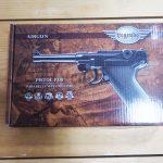 """Въздушен пистолет """"Legends"""" P.08 – CO2 калибър 4.5мм"""