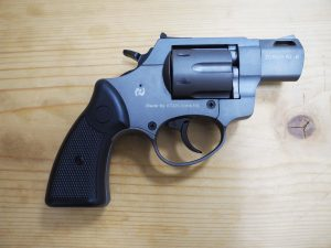 "Газов револвер ""Zoraki"" R2-2″ Fume 9мм"