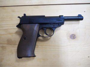 """Въздушен пистолет """"Walther"""" P38 CO2 4.5мм"""