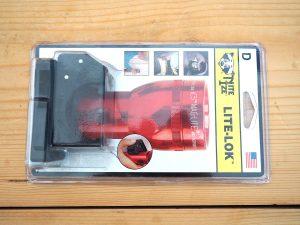 Държач за фенер на колан с възможност за въртене