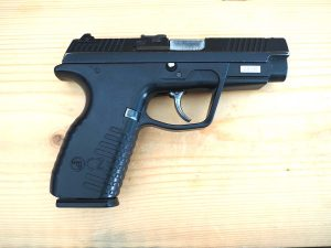 """Пистолет """"CZ"""" 100″ калибър 9х19мм"""