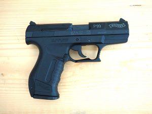 "Газов пистолет ""Walther"" P99 калибър 9мм"