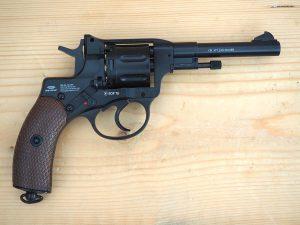"""Въздушен револвер """"Gletcher"""" NGT F калибър 4.5мм"""