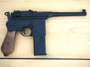 """Въздушен пистолет """"C96"""" калибър 4.5мм"""