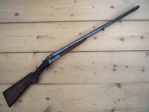 "Деактивирана ловна пушка ""ИЖ"" 58 калибър 16"