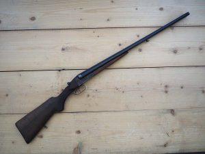 """Ловна пушка """"ИЖ"""" калибър 16"""