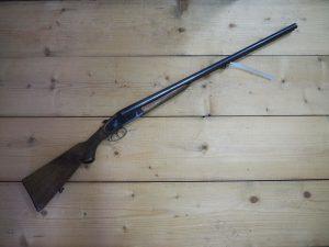 "Деактивирана ловна пушка ""CZ"" калибър 12"