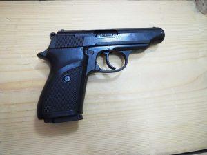 "Газов пистолет ""Sieger""  калибър 9мм"