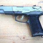 "Пистолет ""RUGER"", Калибър 9х19"