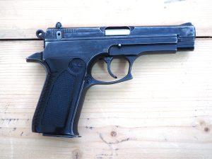"Пистолет ""STAR"", калибър 9мм"
