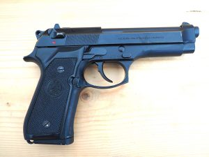 """Пистолет """"Берета"""" 92 FS калибър 9×19 мм"""