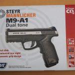 Въздушен пистолет STEYR MANNLICHER M9-A1