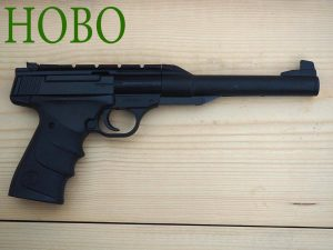 Въздушен пистолет BROWNING BUCK MARK URX