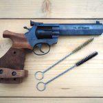 """Спортен револвер """"Alfa-Proj"""" модел 3563 калибър .357 Magnum"""
