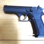 "Пистолет ""Desert Eagle"" калибър 9мм"