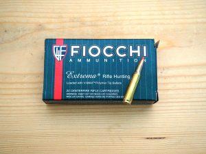 """Патрон """"Fiocchi"""" калибър .222Rem"""