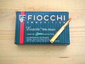 "Патрон ""Fiocchi"" калибър 30-06 Springfield"