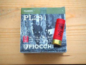 "Патрон ""Fiocchi"" 12-ти калибър PL28 №10"