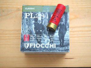 "Патрон ""Fiocchi"" 12-ти калибър PL28 №11"