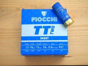 "Патрон ""Fiocchi"" 12-ти калибър TT Two Skeet №9,5"