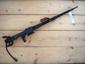 "Деактивирана картечница ""СГМТ"" калибър 7.62"