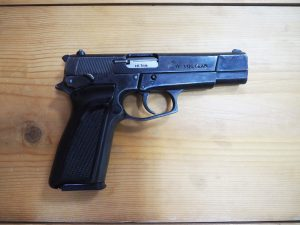"""Газов пистолет """"Voltran"""" 9мм"""