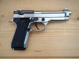 """Газов пистолет """"Blow"""" F92 калибър 9мм"""