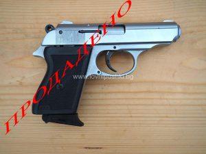 "Газов пистолет ""Voltran Major"" калибър 9мм"