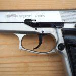"Газов пистолет ""Sieger"" Intero калибър 9мм"