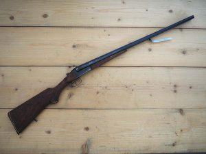 """Ловна пушка """"ИЖ"""" 58 калибър 16"""