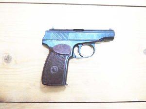 """Деактивиран пистолет """"Макаров"""" калибър 9мм"""