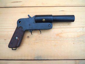 Съветски ракетен пистолет