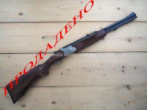 """Ловна пушка """"BRNO"""" 802.8 калибър 12/ .308W"""