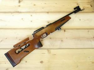 """Спортна пушка """"Биатлон""""7-4- калибър .22"""