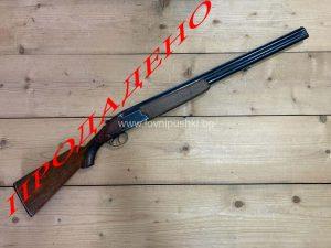 "Деактивирана ловна пушка ""ИЖ""- 12  12 калибър"