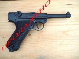 """Въздушен пистолет """"P.08"""" калибър 4.5мм"""