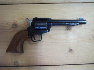 Револвер HS-21S калибър .22 WMR