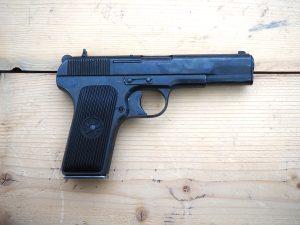 """Пистолет """"ТТ"""" – Калибър 7.62"""