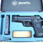 "Пистолет ""Берета"" 84 Cheetah калибър 9×17 мм"