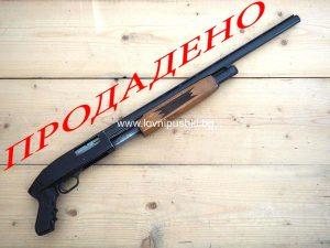 """Ловна пушка-помпа """"Мозберг"""" калибър 12"""
