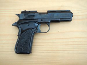 "Деактивиран пистолет ""LLAMA"" калибър 7.65мм"