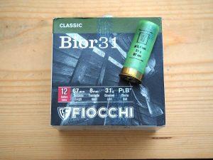 "Патрон ""Fiocchi"" 12-ти калибър bior 31 №9"