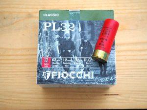 "Патрон ""Fiocchi"" 12-ти калибър PL32  №0"